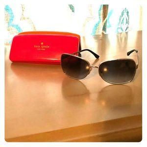 Woman's Kate Spade Adra Sunglasses